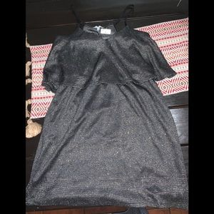 NWT collective concepts dress Sz large